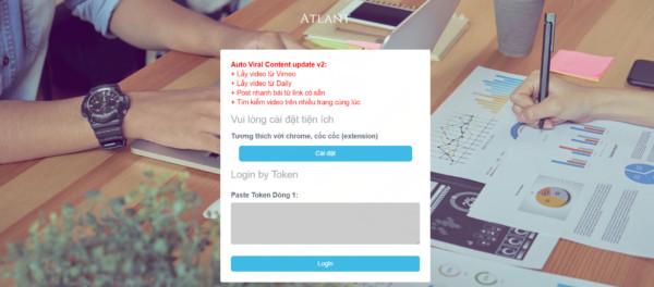 1 74 - Dùng Auto Viral Content đăng bài tự động cho Fanpage