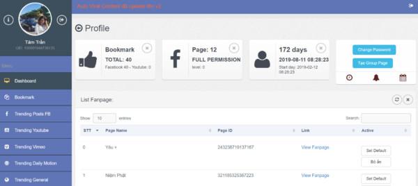 1 77 - Dùng Auto Viral Content đăng bài tự động cho Fanpage