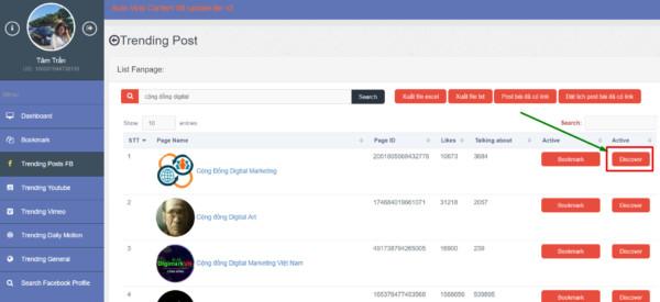 1 82 - Dùng Auto Viral Content đăng bài tự động cho Fanpage