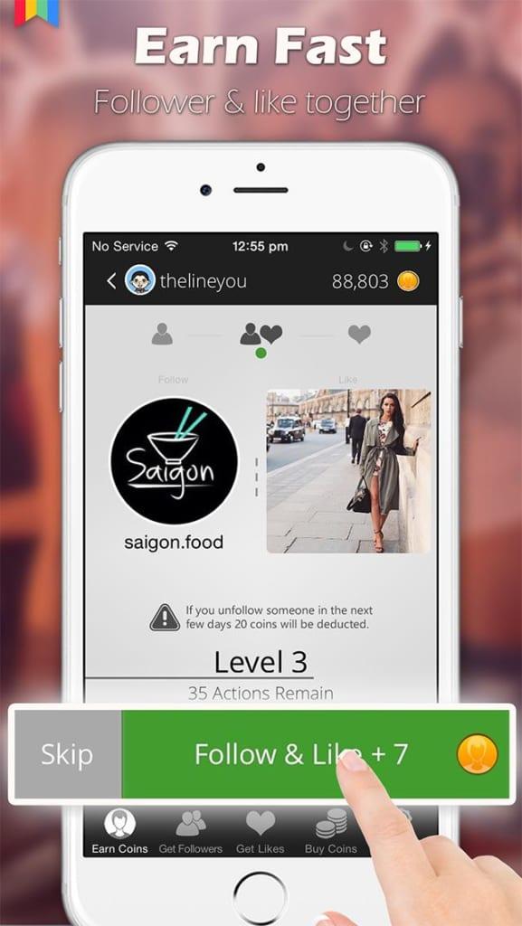 ban hang tren ins 577x1024 - Sale trên Instagram: Đạt 20k follow và 20 đơn hàng trong một tháng