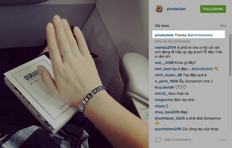 cach ban hang tren instagram hieu qua 1 - Sale trên Instagram: Đạt 20k follow và 20 đơn hàng trong một tháng