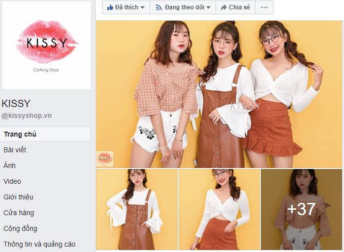pt 1 - Phân tích case study kinh doanh trên Fanpage Facebook ngành thời trang