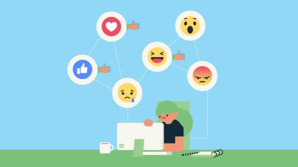 tương tác với khách hàng trên Fanpage Facebook