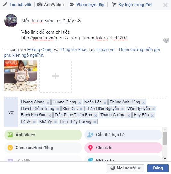tag ban be tang checkin page - Làm sao để tăng checkin Fanpage của bản thân?