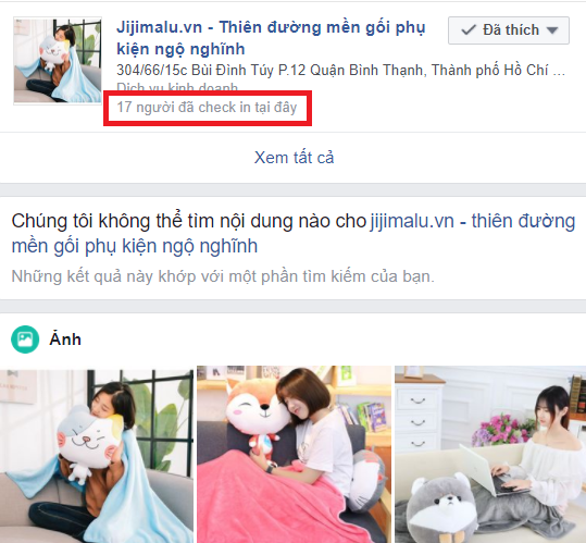 tang checkin page facebook cuc nhanh - Làm sao để tăng checkin Fanpage của bản thân?