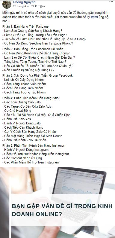 nhung cach viet bai dang fanpage facebook ca nhan hay nhat 2019 29 - Những cách viết bài đăng fanpage, facebook cá nhân hay nhất 2019