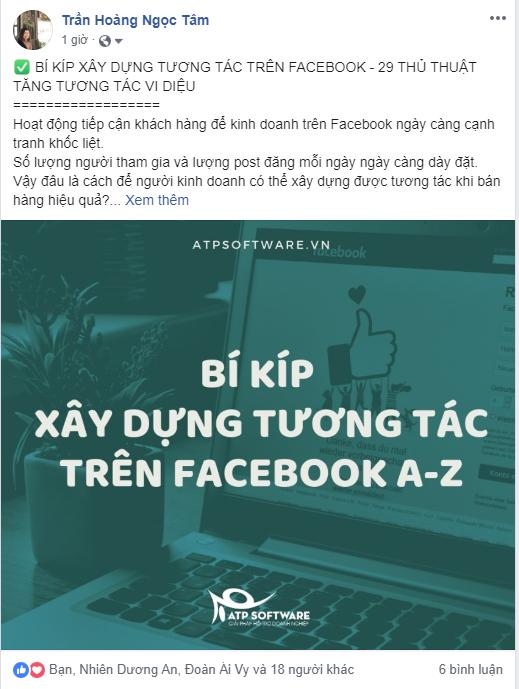 nhung cach viet bai dang fanpage facebook ca nhan hay nhat 2019 30 - Những cách viết bài đăng fanpage, facebook cá nhân hay nhất 2019