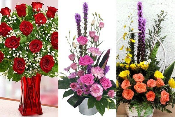 cach cam hoa hong khong kho nhung doi hoi nguoi cam dieu gi 2 - Cách cắm hoa hồng không khó nhưng đòi hỏi người cắm điều gì?