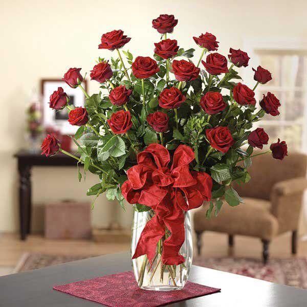 cach cam hoa hong khong kho nhung doi hoi nguoi cam dieu gi 8 - Cách cắm hoa hồng không khó nhưng đòi hỏi người cắm điều gì?