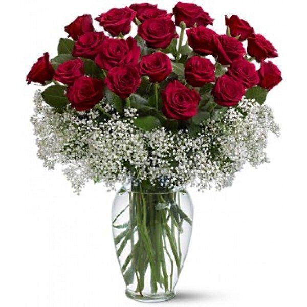 cach cam hoa hong khong kho nhung doi hoi nguoi cam dieu gi - Cách cắm hoa hồng không khó nhưng đòi hỏi người cắm điều gì?