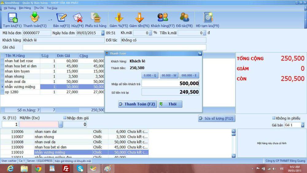 phan mem quan ly ban hang tot nhat ma ban can biet 5 - Phần mềm quản lýbán hàng tốt nhất mà bạn cần biết