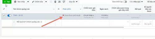 quang cao facebook khong phe duyet do loi tu he thong facebook - Lỗi khiến quảng cáo Facebook không được phê duyệt